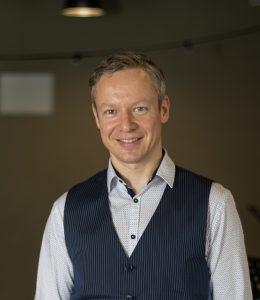 Tartu Risttee koguduse pastor Meelis Kibuspuu